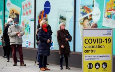 Βρετανία: Εμβολιάστηκαν 20 εκατομμύρια πολίτες - Το ταχύτερο πρόγραμμα στην Ευρώπη