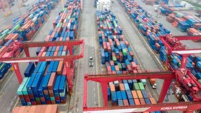 Νότια Κορέα: Αύξηση 11,4% των εξαγωγών τον Ιανουάριο του 2021 στα 48,01 δισ. δολάρια