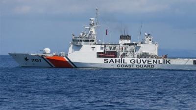 Επικίνδυνα παιχνίδια στο Αιγαίο – Τουρκική ακταιωρός εμβόλισε σκάφος του λιμενικού