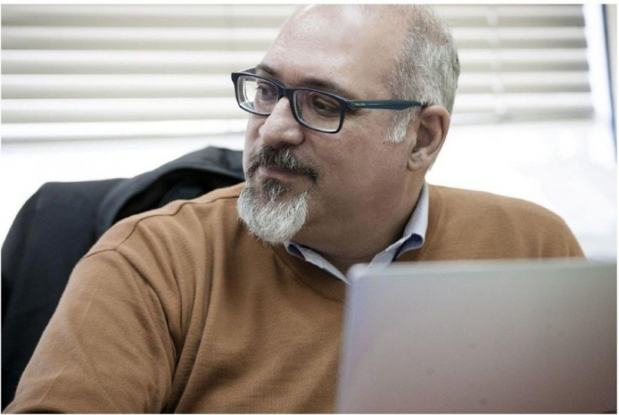 Θετικά νέα από Θωμαΐδη για το ιικό φορτίο: Επιπλέον μείωση 15% στην Αττική