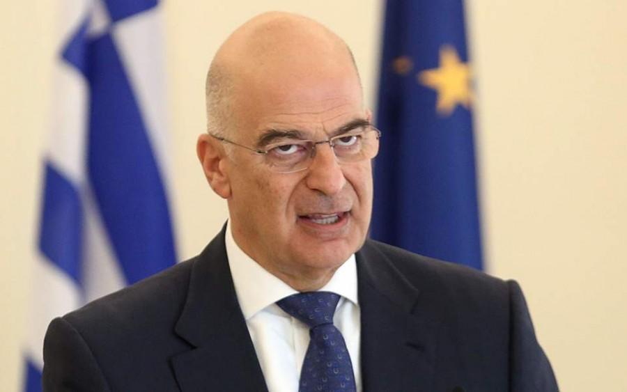 Δένδιας: Όπου υπάρχει πρόβλημα η Τουρκία είναι εκεί,  η ΕΕ επέτρεψε ορισμένα «λανθασμένα συμπεράσματα»