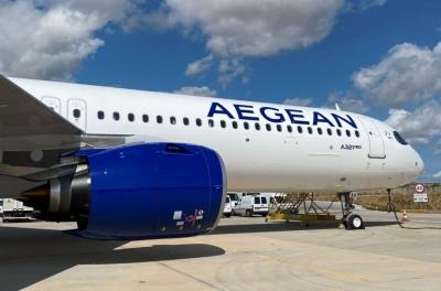 AEGEAN: Νέα βάση στη Μύκονο με απευθείας πτήσεις για 5 χώρες μέσα στο καλοκαίρι