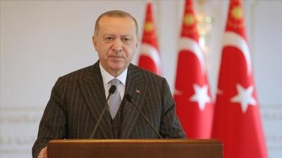 Erdogan: Το 2021 θα είναι έτος ανάκαμψης και μεταρρυθμίσεων για την Τουρκία