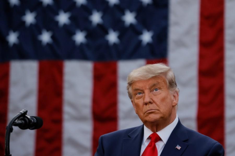 Αντιμέτωπος ακόμη και με φυλάκιση ο Trump, εάν αποκαλυφθούν φορολογικές απάτες