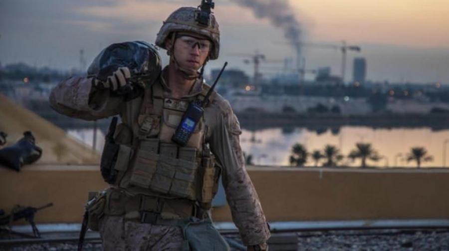 Ιράκ: Ρουκέτες έπληξαν αεροπορική βάση των αμερικανικών δυνάμεων