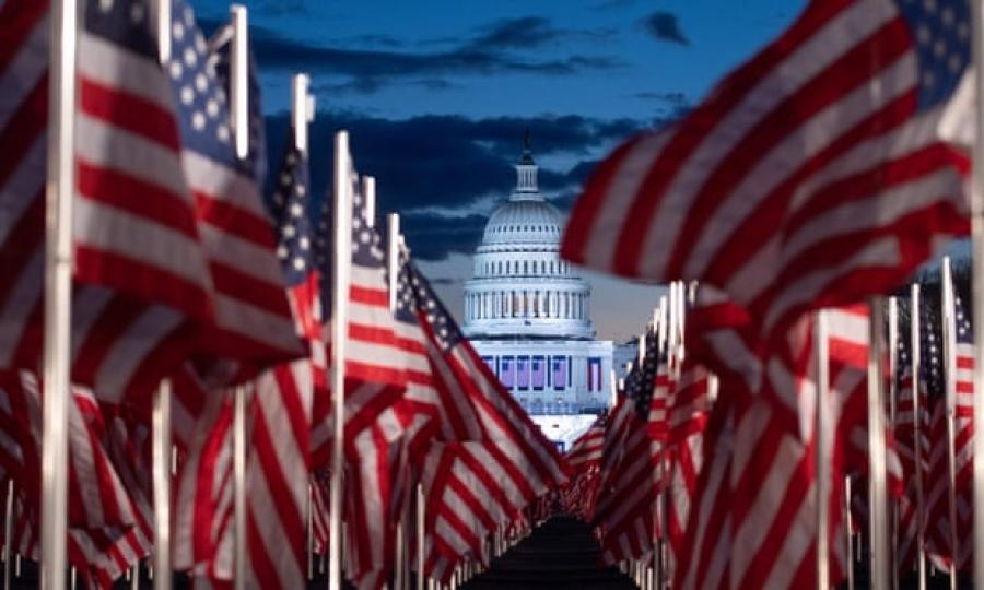Τα μηνύματα των ξένων ηγετών για την νέα προεδρία Biden στις ΗΠΑ