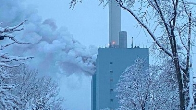 Γερμανία: Σε κατάσταση έκτακτης ανάγκης η Νυρεμβέργη μετά από φωτιά σε εργοστάσιο παραγωγής ενέργειας