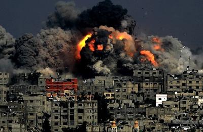 Ισραήλ: Αεροπορικές επιδρομές εναντίον στόχων της Χαμάς στη Λωρίδα της Γάζας