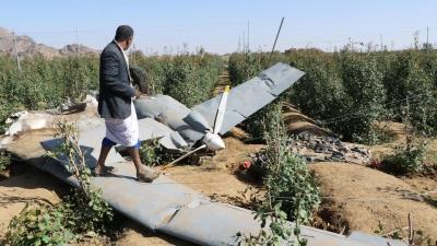 Η Σαουδική Αραβία αναχαίτισε και κατέστρεψε drones των ανταρτών Houthi