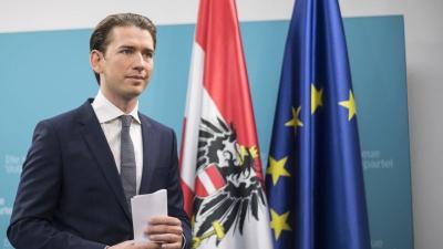 Η Αυστρία καταγράφει ισχυρή οικονομική ανάκαμψη ήδη, και ο καγκελάριος Kurz σκέφτεται φορολογικές ελαφρύνσεις