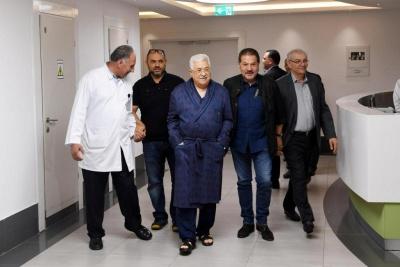 Από πνευμονία πάσχει ο πρόεδρος των Παλαιστινίων, M. Abbas – Βελτιώνεται η υγεία του