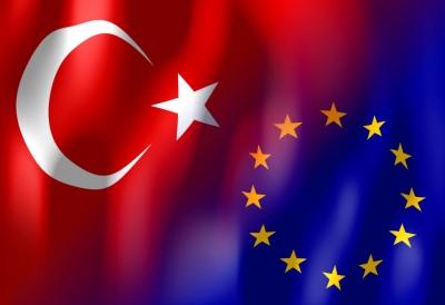 «Χαστούκι» σε Ελλάδα από ΕΕ πριν τη Σύνοδο (25-26/3): «Παγώνουν» οι κυρώσεις σε στελέχη της ΤΡΑΟ και τουρκική οικονομία