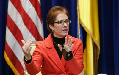 Ο Trump ζητά την απόλυση της Αμερικανίδας Πρέσβειρας στην Ουκρανία -