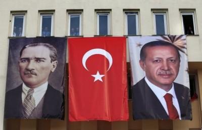 Le Figaro: Το show στην Αγία Σοφία δείχνει το τέλος του Atatürk - Erdogan ο νέος κατακτητής