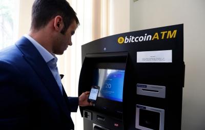 Bitcoin: Αύξηση κατά 70% στα ATM, ξεπέρασαν τις 24.000 παγκοσμίως