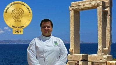 Στέλιος Κορρές, σεφ: Η Νάξος είναι ένα νησί με 5 ΠΟΠ προϊόντα