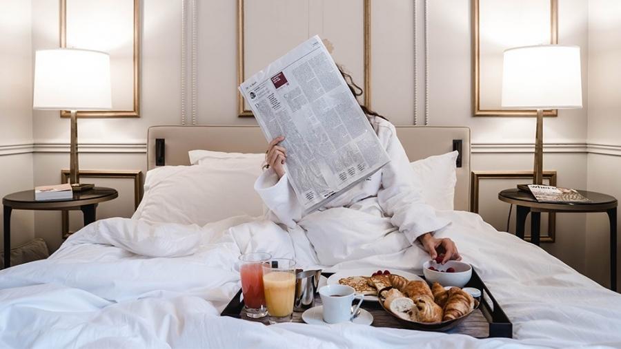 Τι απαιτήσεις έχει ο Γερμανός ταξιδιώτης από τα ξενοδοχεία