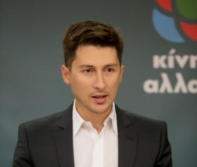 Χρηστίδης (ΚΙΝΑΛ): Zήτησε απαντήσεις για τη χρηματοδότηση των ΜΜΕ σχετικά με την καμπάνια της πανδημίας