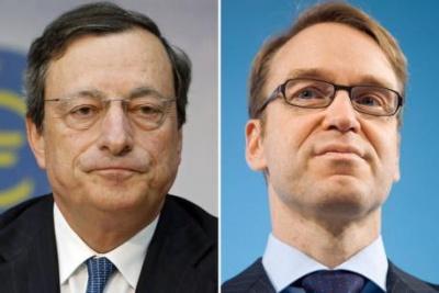 Γιατί ο πιθανότερος αντικαταστάτης του Draghi στην ΕΚΤ θα είναι ο Γερμανός Weidmann