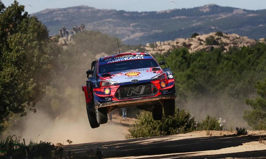 Με μπαταρίες τα αγωνιστικά στο WRC από το 2022