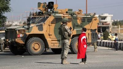 Γερμανία: Η επιχείρηση της Τουρκίας «Πηγή Ειρήνης» πρόκειται για εισβολή στη Συρία