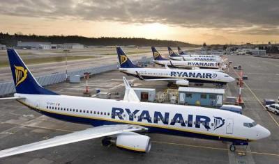 Δεν θα επιστρέψει χρήματα η Ryanair για τις πτήσεις του Νοεμβρίου