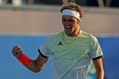 Τένις Ανδρών: «Πέταξε» έξω τον Τζόκοβιτς ο απίστευτος Ζβέρεφ!