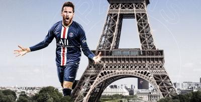 Λιονέλ Μέσι: Ο ποδοσφαιριστής μετακόμισε στο Παρίσι, ο μύθος του όχι!