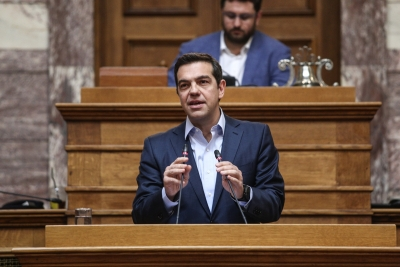 Συνεδριάζει υπό τον Τσίπρα η Κοινοβουλευτική Ομάδα του ΣΥΡΙΖΑ – Κριτική στην κυβέρνηση