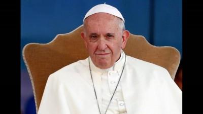 Ιταλία: Ο Πάπας Φραγκίσκος αρνήθηκε να συναντήσει τον Pompeo λόγω της παρέμβασης του για την Κίνα