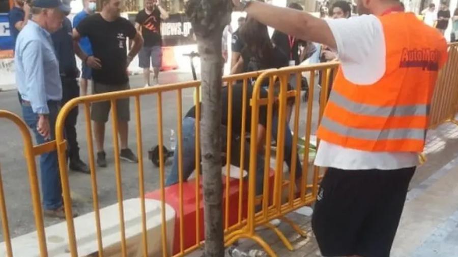 Πέντε συλλήψεις για τον τραυματισμό ανηλίκου σε αγώνες καρτ στην Πάτρα