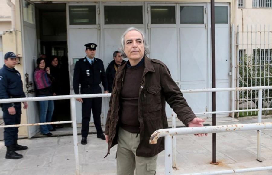 Ξεκινάει απεργία πείνας με καταγγελλίες κατά του κράτους Δικαίου ο Κουφοντίνας