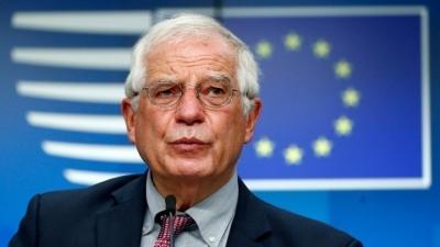 Μέτρα για την Τουρκία ζήτησαν από τον Borrell, οι ΥΠΕΞ της ΕΕ - Οι παρεμβάσεις Δένδια, Χριστοδουλίδη