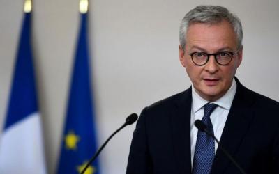 Le Maire (Γαλλία): Στο 5% η ανάπτυξη το 2021 - Συρρίκνωση του ΑΕΠ κατά 8,2% το 2020