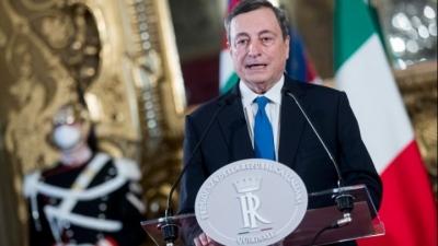 Ιταλία: Πράσινο φως επί της αρχής σε κυβέρνηση Draghi από Lega και M5S – Τι ζήτησε ο Salvini