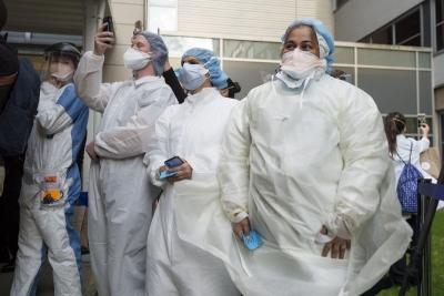 ΠΟΥ: Ειδικοί που πήγαν στη Wuhan για τις έρευνες, βγήκαν θετικοί στον κορωνοϊό