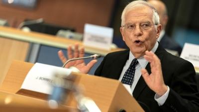 Borrell για εκεχειρία στη Γάζα: Μόνο μια πολιτική λύση θα φέρει σταθερή ειρήνη
