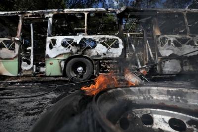 Βραζιλία: Σκηνές χάους και καταστροφές σε αντίποινα για το θάνατο διακινητή ναρκωτικών