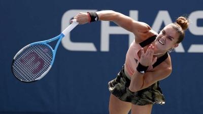 US Open: Tα ξημερώματα της Τρίτης (7/9) ο αγώνας Σάκκαρη - Αντρεέσκου