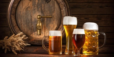 Η «ΝΗΣΟΣ PURE LAGER» σε κουτάκι από τη μπύρα «ΝΗΣΟΣ»