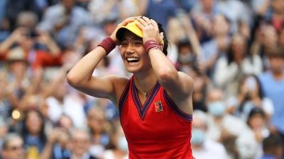 Έμα Ραντουκάνου: Η 18χρονη που «λύτρωσε» το βρετανικό τένις μετά από μισό αιώνα, γράφοντας ιστορία στο US Open με παραμυθένιο τρόπο!