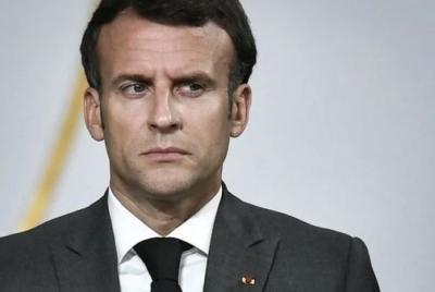 Macron: Το Ισλαμικό Κράτος «παραμένει μια απειλή» - Δέσμευση για πάταξη της τρομοκρατίας