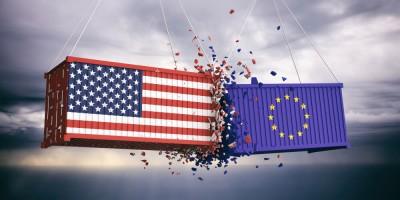Οι ΗΠΑ απειλούν και πάλι την ΕΕ με την επιβολή νέων τιμωρητικών δασμών