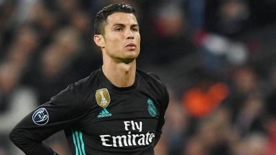 Ισπανία: Πρόστιμο 18,8 εκατ. ευρώ και φυλάκιση με αναστολή στον Cristiano Ronaldo