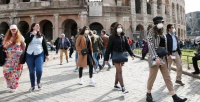 Έκρηξη κρουσμάτων στην Ιταλία στα 13.477
