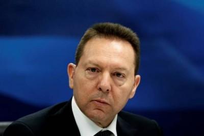 Στουρνάρας (ΤτΕ): Υπό την πίεση της πανδημίας η οικονομία, τουλάχιστον μέχρι τα μέσα του 2021