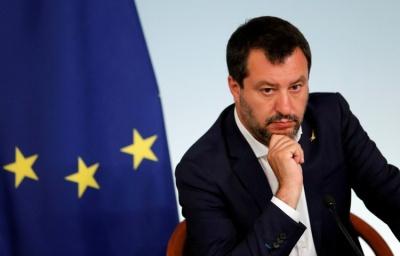Salvini: Η Ιταλία ο πιο αξιόπιστος σύμμαχος των ΗΠΑ – Θα μειώσουμε τους φόρους είτε θέλει είτε όχι η ΕΕ