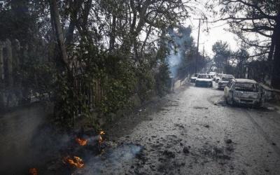 Μαυροειδάκος (Γ.Γ. Ειδικών Φρουρών): Ο πρώτος νεκρός εντοπίστηκε το απόγευμα της Δευτέρας