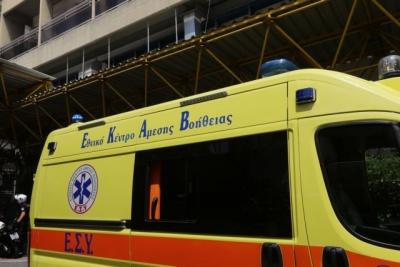 Καβάλα: Τραυματίστηκαν 12 μετανάστες σε τροχαίο – Στο νοσοκομείο και ο οδηγός του οχήματος στο οποίο επέβαιναν