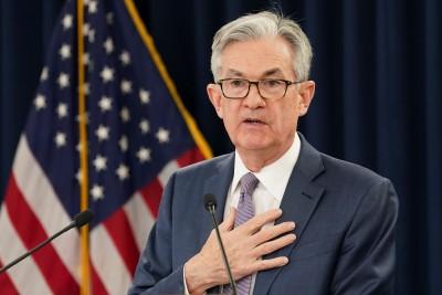 Powell (Fed): Θα δώσουμε έως 30 δισ. δολ. στις αμερικανικές επιχειρήσεις μέχρι το τέλος του 2020
